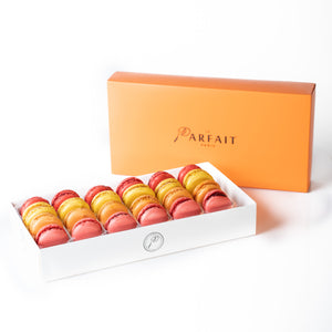 Fruit Pack Macaron Box of 24
