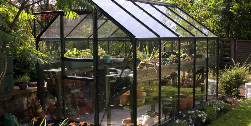 THE YEAR-ROUND GREENHOUSE