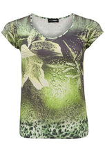 Afbeelding in Gallery-weergave laden, Shirt tropical print 520465