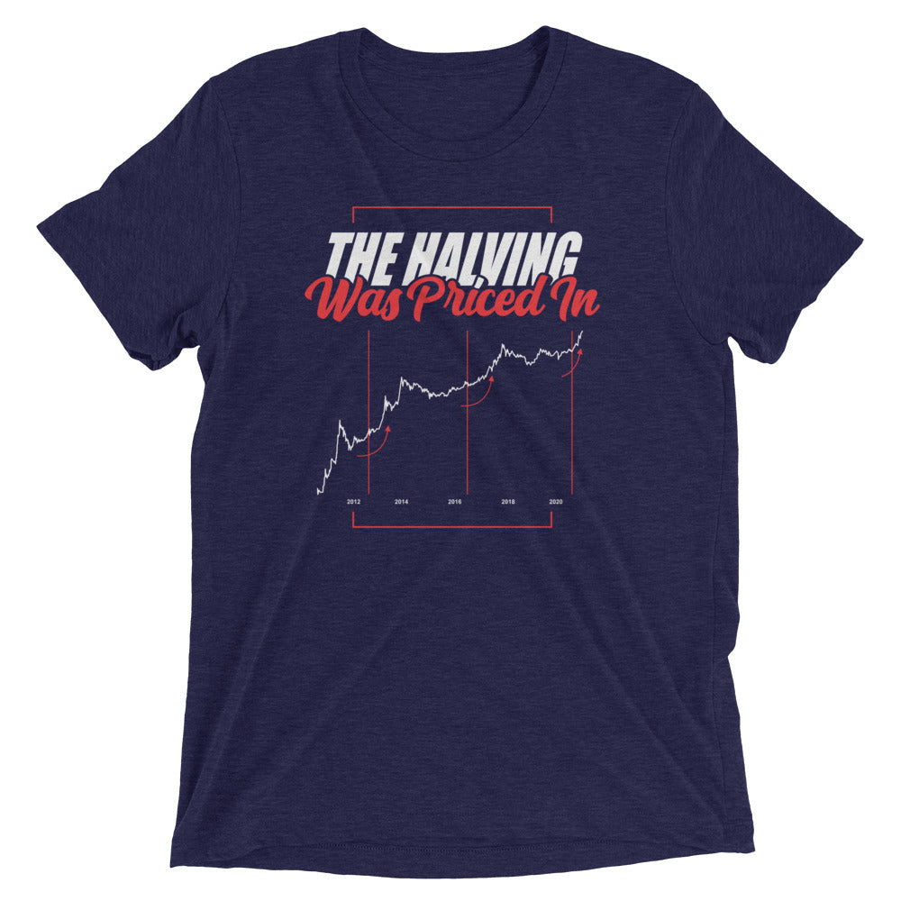 Men's - The Halving Was Priced In