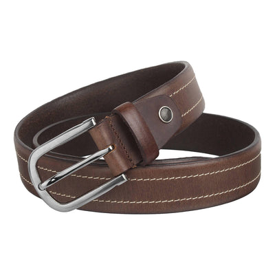 Men's Genuine Original Leather Belt - MANERAA