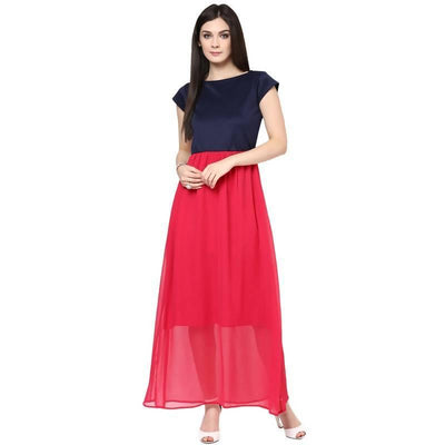 Women's Women's Solid Dress - MANERAA