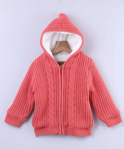 Cable  Sweater - MANERAA