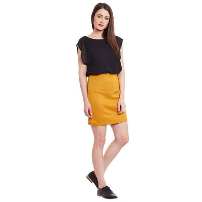 Women's Women's Bottom Fitted Dress - MANERAA