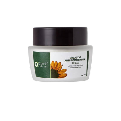 Organic Harvest Anti Pigmentation Cream, 50g - MANERAA
