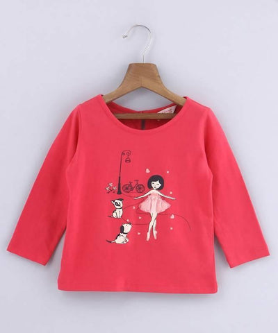 Beebay French Ballerina T-Shirt - MANERAA