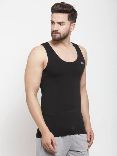 Mens Cotton Vest - MANERAA