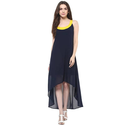 Women's Women's Neon Loose Fit Dress - MANERAA