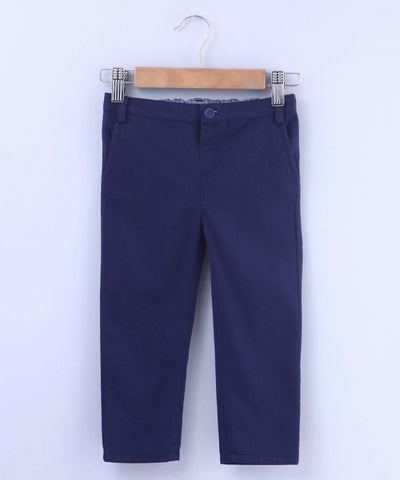 Navy Trouser - MANERAA