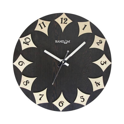 Little Kite (11.5 Inches) Wooden Wall Clock - MANERAA