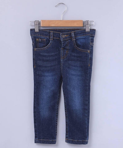 Vintage Regular Fit Jeans - MANERAA