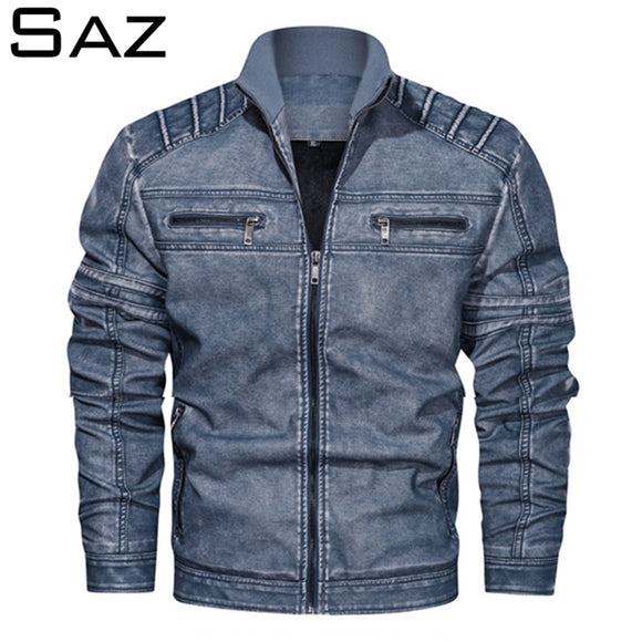 Saz 2020 New Plus Size Men Military Jacket Coat Army Men's Bomber Pilot Jackets Mens Casual Jacket