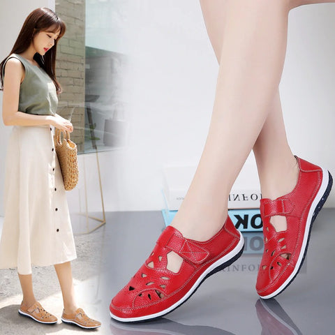 Casual Breathable Women's Orthopedic Shoes for Plantar Fasciitis