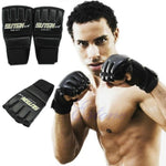 Load image into Gallery viewer, Gym Cool MMA Boxing Training Half Mitts Gloves