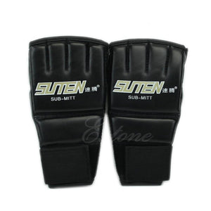 Gym Cool MMA Boxing Training Half Mitts Gloves