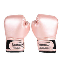 Load image into Gallery viewer, 1 Pair Kids Boxing PU Leather Gloves 7 colors