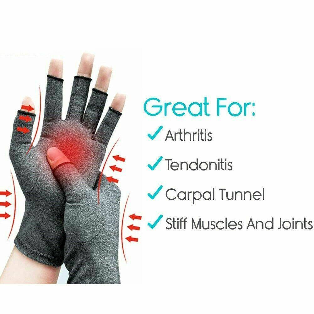 GNA Sport™  Compression Wrist Support Gloves
