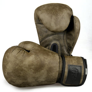 HIGH Quality Adults Women/Men Boxing Leather Gloves