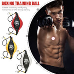 Load image into Gallery viewer, PU Leather Boxing Double End Speed Ball