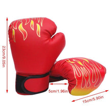 Load image into Gallery viewer, 1 Pair Kids Boxing PU Leather Gloves 3 colors