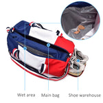 Load image into Gallery viewer, Training Gym Bag Men Sports Bags For Fitness Shoulder Bag