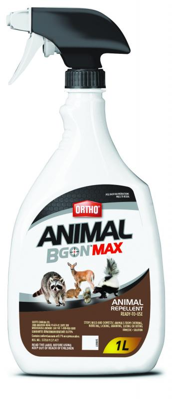 Animal B Gon Max Animal Repellent 1L Ready-to-Use