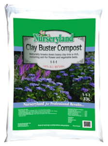 Clay Buster Compost 33L