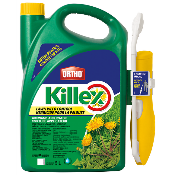 Killex® Lawn Weed Control - Ready-to-Use 5L