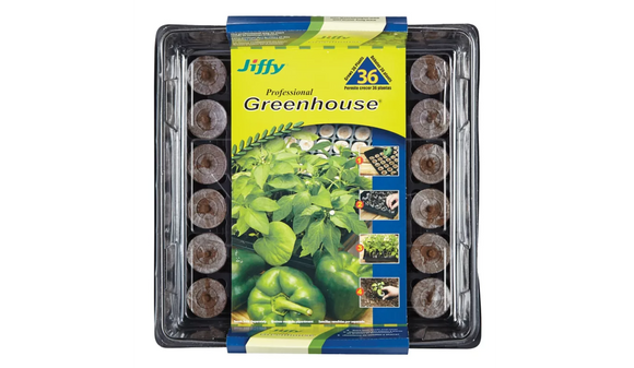 Jiffy Professional Greenhouse 36