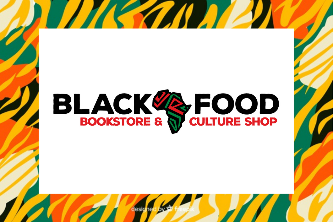 Black Food Bookstore and Culture Shop Gift Card