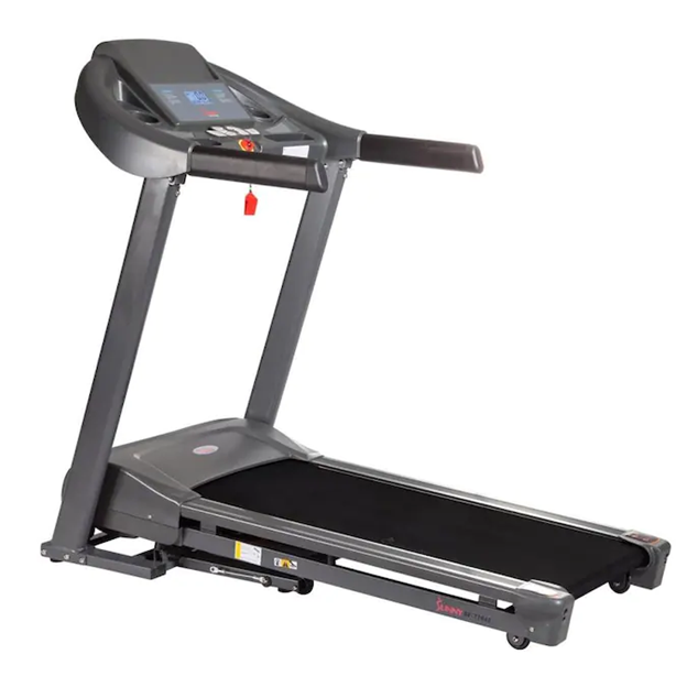 Sunny Health & Fitness Heavy Duty Walking Treadmill