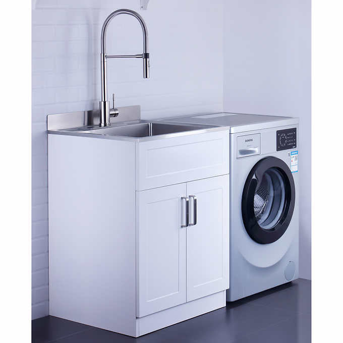 AFA Stainless Steel Laundry Sink