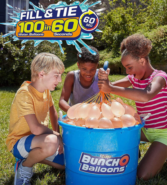 ZURU Bunch O Balloons With 420 Water Balloons (3+ Years)