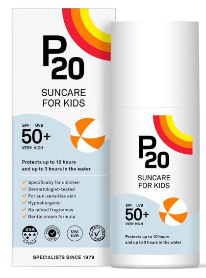 Riemann P20 SPF50 Suncare for Kids, 200ml