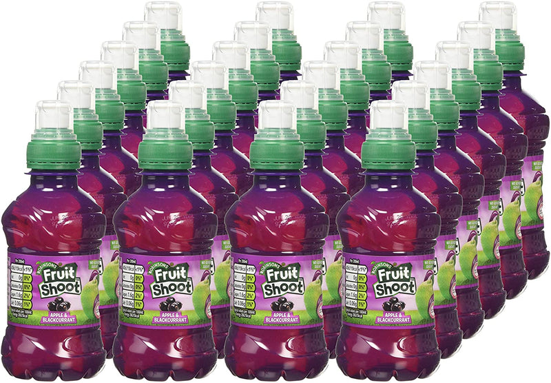 Robinsons Fruit Shoot Apple & Blackcurrant, 24 x 200ml - Case of 24