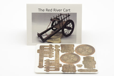 Red River Cart Puzzle
