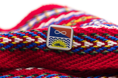 MNBC Pin (Flag Only)