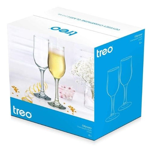 Treo Odyssey white wine glass 240ml set of 6