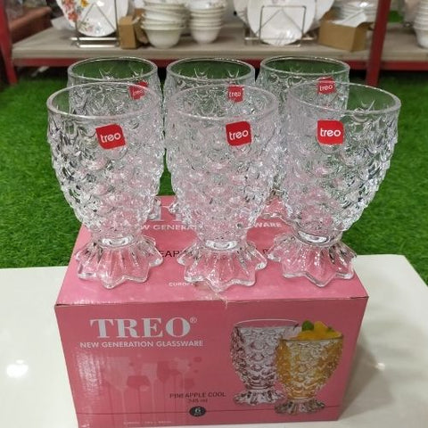 Treo new generation glassware 245ml