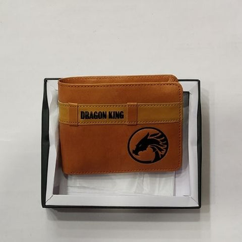 Dragon king men's wallets