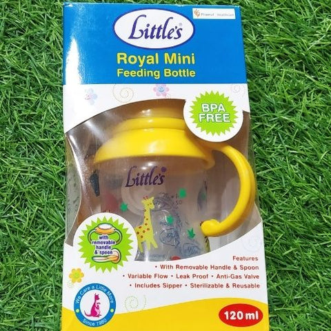 Royal Mini Feeding Bottle (BPA Free) 120ml