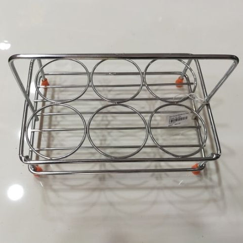 Handle  Glass Tray