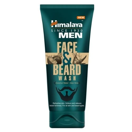 Himalaya Man Face & Beard 80g