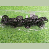 Hair Accessories Cluture Black 6pcs