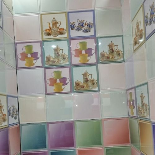 Kitchen Wall tiles (Model no-4038 Rendom)