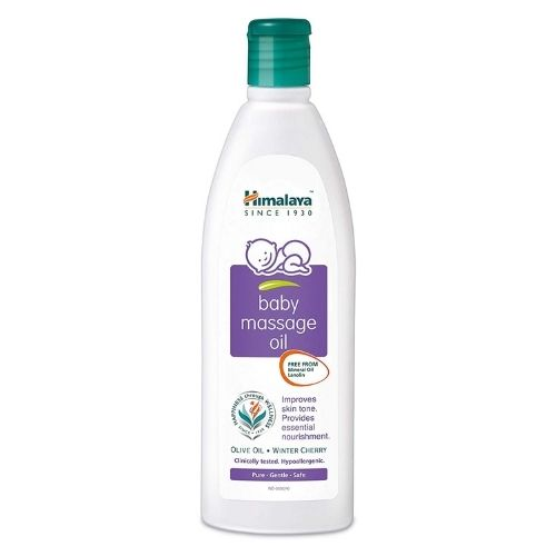 Himalaya Baby Massage Oil 100ml