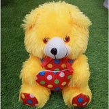 Tady & Soft Toys- 2055-001 (yellow)