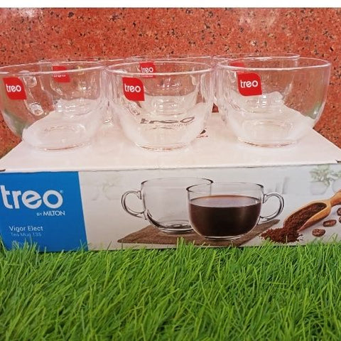 Treo Vigor Elect Tea Mug 135ml set of 6 pcs