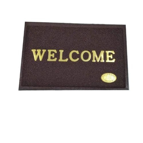 PVC Welcome Door Mat