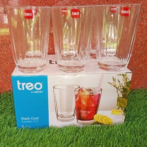 Treo Stark cool Tumbler 313 set of 6pcs